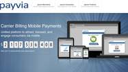 Mobile payments company Payvia announced Monday that it had acquired Mogreet, a Venice mobile marketing start-up.