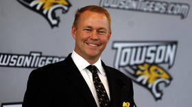 Mike Waddell leaving Towson for job in Arkansas' athletic department