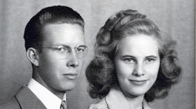 Kansas couple celebrates 70 years of marriage