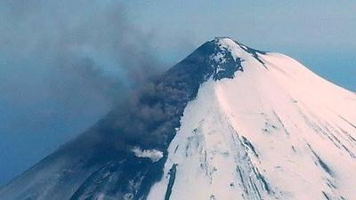 Pavlof Volcano's Ash Prompts Flight Cancellations