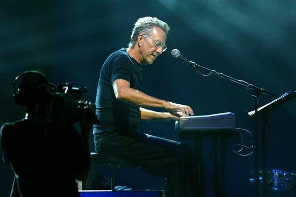 Ray Manzarek, keyboar