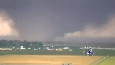 Oklahoma tornado 'in the same league' as worst twister in history