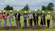 Clinic groundbreaking