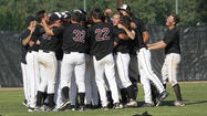 LAGUNA BEACH — Mike Bair asked his Laguna Beach High baseball team to reach down deep in the final inning of Friday's CIF Southern Section Division 4 playoff opener.