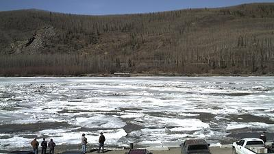 Nenana Ice Classic Tripod Has Latest-Ever Fall