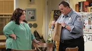 "The season finale of ""Mike & Molly,"" scheduled for Monday night, will be seen at another time. CBS pulled the episode because it contained a tornado plot."