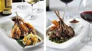 "Fleming's Steakhouse & Wine Bar in West Hartford brings back its ""Small Plates, Big Pours"" offering through June 30 in the bar."