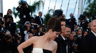 Marion Cotillard wears Dior at Cannes 2013 'Blood Ties' premiere