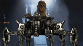 'Star Wars: Episode VII': Patton Oswalt's dream plot gets animated