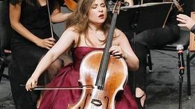 Review: Alisa Weilerstein's star turn with L.A. Chamber Orchestra