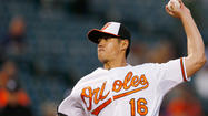 Orioles left-hander Wei-Yin Chen leaves Baltimore on Tuesday for the club's minor league complex in Sarasota, Fla., but how long he'll be there is unknown.