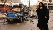 Iraq car bombings leave dozens dead