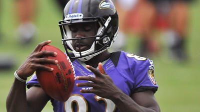 Ravens may have No. 2 receiver already on their roster