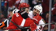 Game 3 photos: Red Wings 3, Blackhawks 1