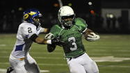 Notre Dame junior running back <strong>Chris James</strong> last week narrowed his list of favorite schools to Iowa, Pitt and Michigan State.