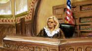 Judge Marianne Bowler presides over the case of Robel Phillipos, the teenager accused of lying to FBI agents in the Boston Marathon bombing investigation, in court in Boston