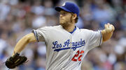 Dodgers' Clayton Kershaw goes the distance in 3-1 win over Brewers