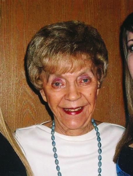 Shirley Mae Ellis