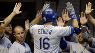MILWAUKEE — <strong>Matt Kemp</strong> and <strong>Andre Ethier</strong> have felt responsible for the Dodgers' stagnant offense.