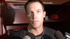 O's closer Jim Johnson on fixing his mechanics [Video]