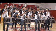 VIDEO: Drumline Competition