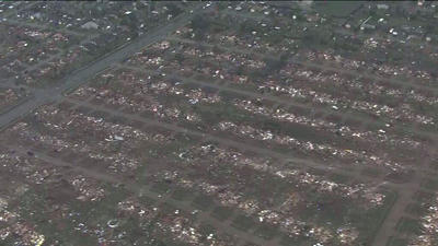 Oklahoma tornado survivor describes friend's heroism