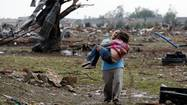Oklahoma tornado 'was a monster'