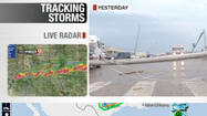 Live video coverage of the Oklahoma tornado
