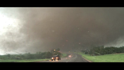 RAW Massive Oklahoma tornado [Video]