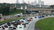 Traffic: Rain-slicked I-4 is congested mess