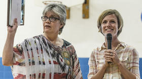 Photo Gallery: Retirement concert for Lydia Ellis at Bate Middle School