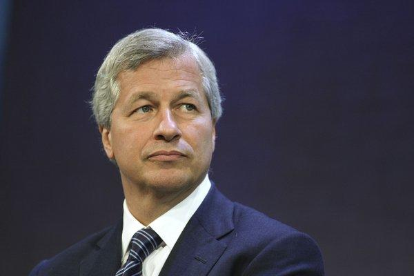 Jamie Dimon, chairman and chief executive officer, JP Morgan Chase & Co., in 2009.