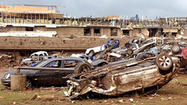 <b>Photos</b>: Powerful tornado slams Oklahoma