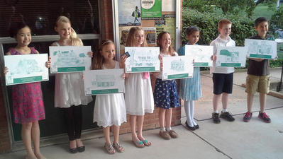 Bel Air commissioners pass new budget, honor poster contest winners