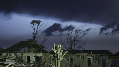 Oklahoma rescuers face grim day of rising death toll after tornado