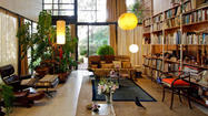 <b>Photos</b>:  The Eames House in Pacific Palisades