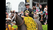 Moments from 2013 Preakness Day  [Video]