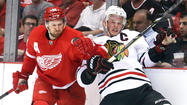 <strong>The Blackhawks might have the better talent </strong>in their second-round playoff series against the Detroit Red Wings, but they're failing to take advantage of it.