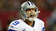 Tony Romo to miss Cowboys' OTAs after back surgery in April