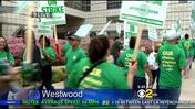UC Health System Workers Strike Over Pensions, Patient Care Concerns