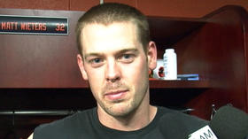 O's catcher Matt Wieters on closer Jim Johnson [VIDEO]