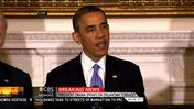 President Barack Obama Addresses The Oklahoma Tornadoes