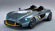 Aston Martin concept hints at future of company