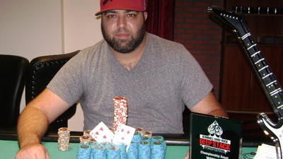 Pines man wins Deep Stack event