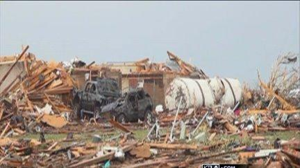 At Least 24 Killed in Oklahoma Tornado, Including 9 Kids