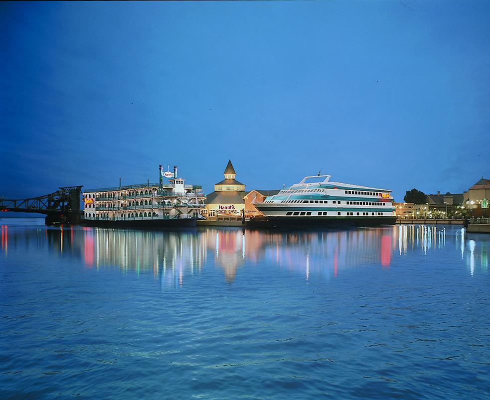Metropolis casino boat