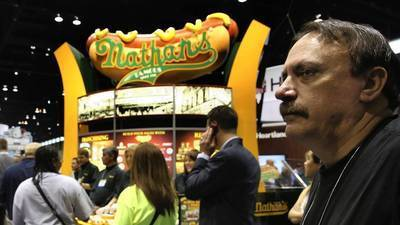 National Restaurant Association show: Samples, swag draw thousands