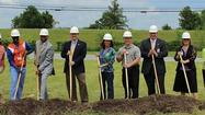 Ground was broken Monday for a new medical office building, soon to be the 21st clinic in the Eastern Panhandle run by University Healthcare Physicians, or UHP, a West Virginia University Hospital affiliate.