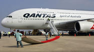 "Australia's Qantas Airlines is promoting the announcement of its extended flight routes by <a href=""http://www.businessinsider.com/qantas-commissioned-novels-2013-5"">commissioning a series of books that last exactly as long as each flight</a>."