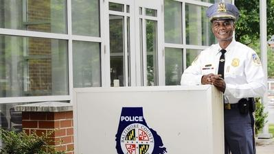 New police commander no stranger to Towson